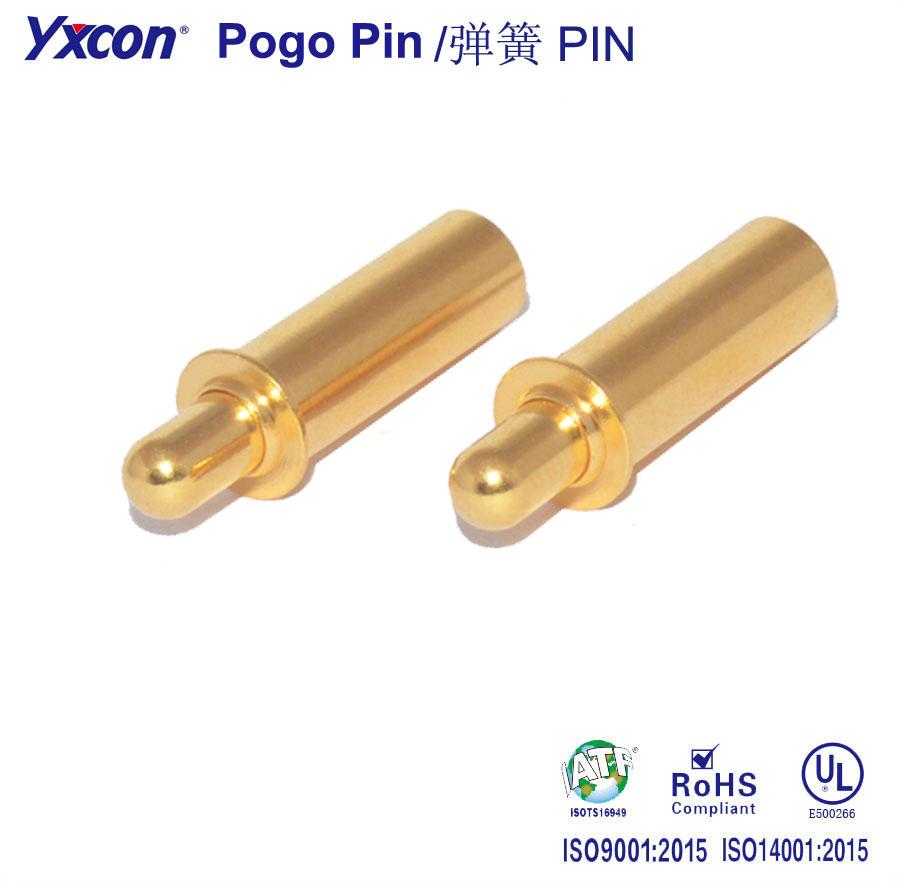 大电流 Pogo Pin