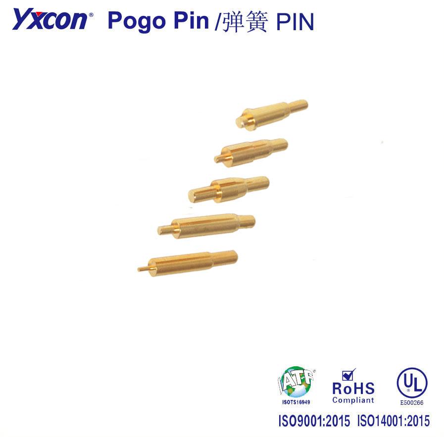 插板式 Pogo Pin