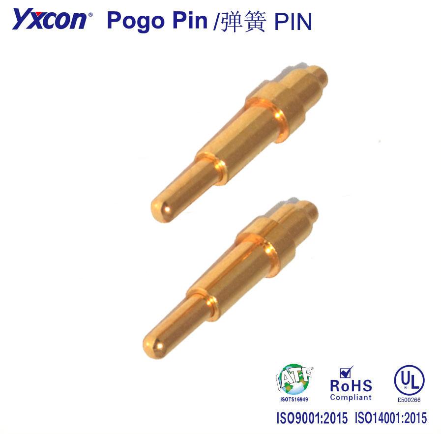 双头式  Pogo Pin