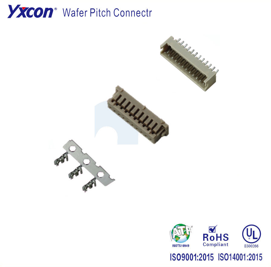1.25mm Wire to Board 9812 Series
