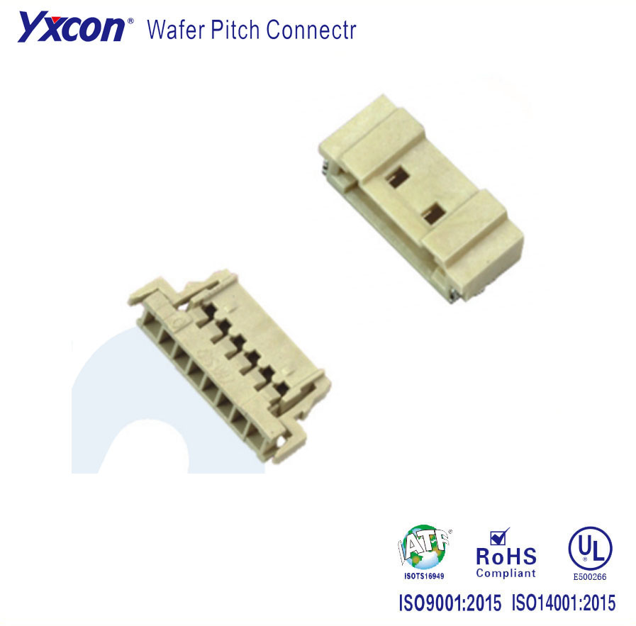 1.25mm Wire to Board 9827 Series