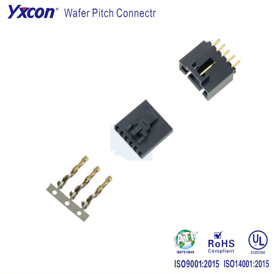2.54mm Wire to Board 9556 Series