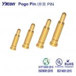 Pogo Pin 系列(平底式)