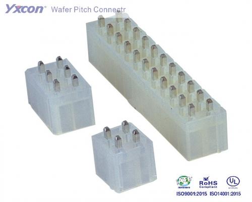 4.2MM WAFER 180度 线对板连接器/应用于电脑/电表/电视/家电/显示屏/医疗/新能源汽车等各种板对板连接