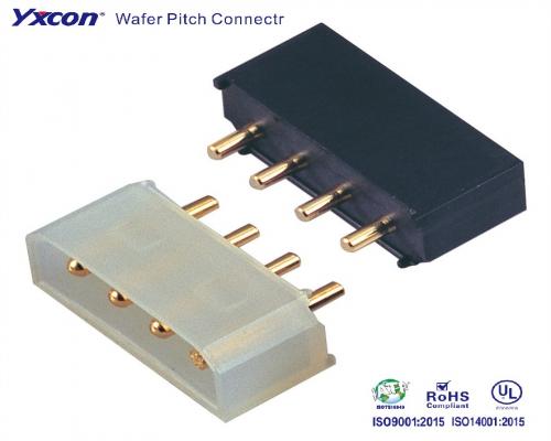5.08 WAFER 4P 180度//可按照客户需求开模定制/高性能连接器/大电流连接器