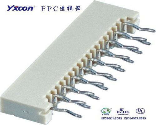 1.0FPC 180度系列  不带锁/专业化定制/显示屏/医疗连接器
