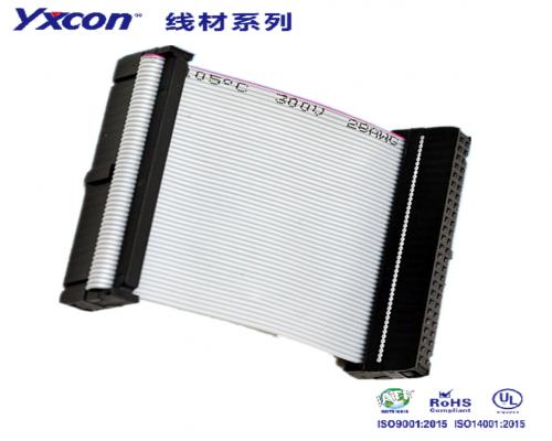 2.54IDC成品灰排线-50P/专业化定制/新能源汽车等各种板对板连接