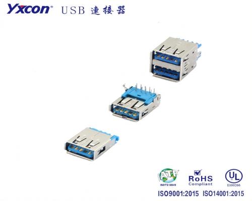 USB 连接器系列