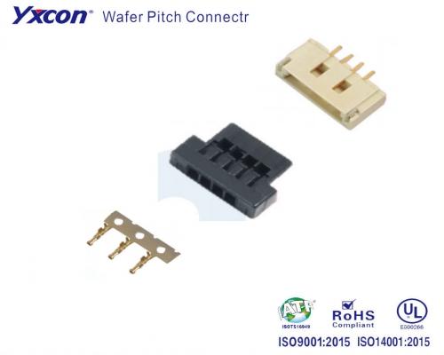 1.25mm Wire to Board 1255 Series/应用于电脑/电表/电视/家电/显示屏/医疗/新能源汽车等各种板对板连接