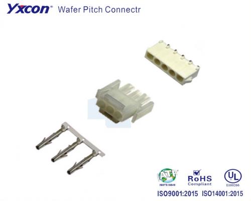 6.35mm Wire to Board 9635 Series/专业化定制/电视/家电连接器