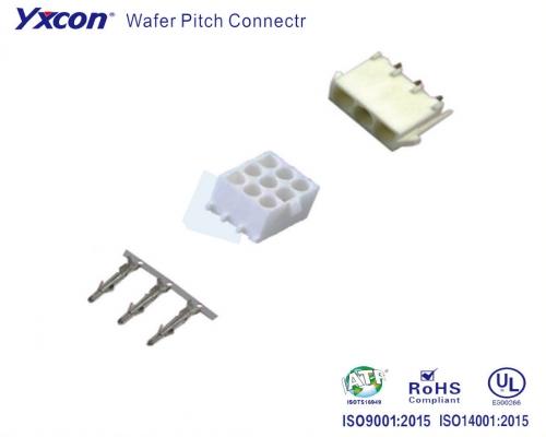 6.35mm Wire to Board 9635 Series  Wafer连接器/专业化定制/显示屏/医疗连接器