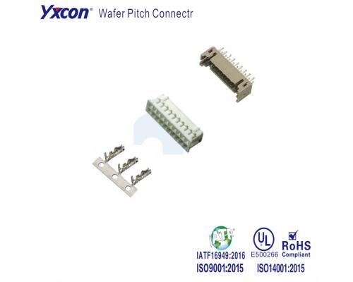 2.00mm Wire to Board 2026 Series/专业化定制/校园智能/智能识别连接器